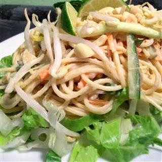 Thai Noodle Salad Lettuce Recipes
