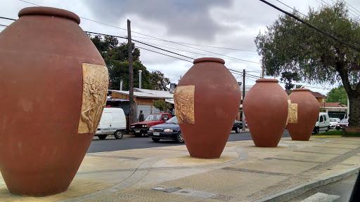Jarrones Gigantes Portal in San Javier Maule Chile | Ingress Intel