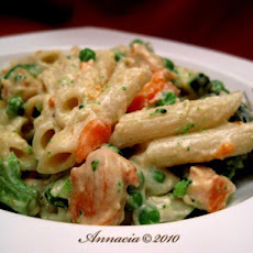 Creamy Chicken & Pasta