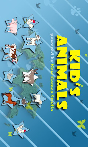 Kid's Animals