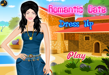 romantic dating dress up y8