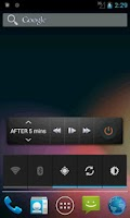 Screenshot of Cool timer : Stop music & task