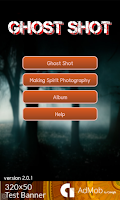 Screenshot of GhostShot