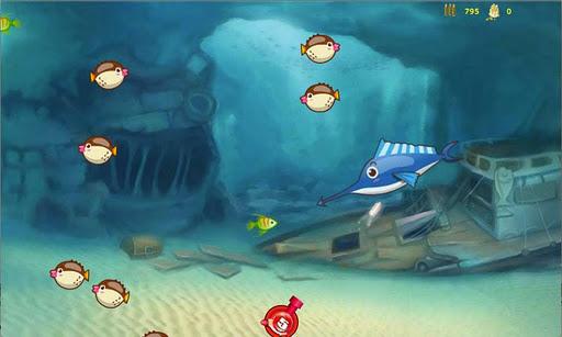 Q版深海捕魚