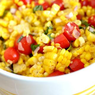Boiled Corn Salad Recipes