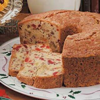 Cherry Pineapple Fruitcake Recipes