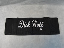 Main image of Dick Wolf Chair Back