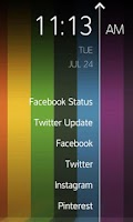 Screenshot of SN² - Social Network Network