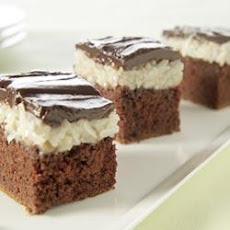 Coconut Candy Bar Cake