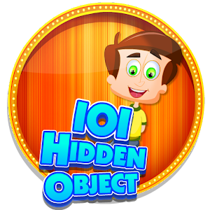 101 Hidden Objects