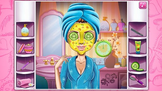Spa Day-Makeover&dressup - screenshot