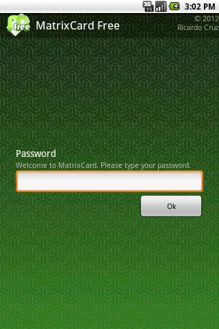MatrixCard Free