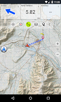 Screenshot of New Zealand Topo Maps Pro