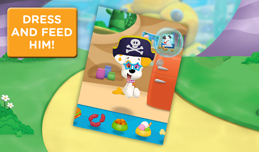 Bubble Puppy: Play & Learn HD - screenshot