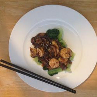 Bok Choy With Mushrooms Sauce Recipes