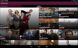 Screenshot of Freesat