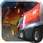 Airport Fire Truck Simulator 1.1 Apk