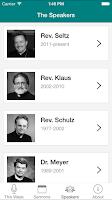 Screenshot of The Lutheran Hour