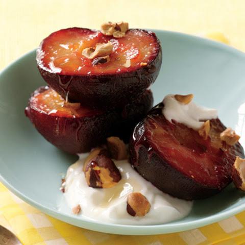 ... parfaits roasted plum breakfast parfaitsrecipe roasted plum parfaits