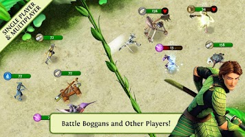 Screenshot of EPIC Battle for Moonhaven