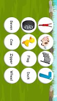 Screenshot of Kids Abc Phonics Game Lite