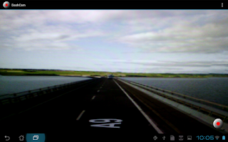 Screenshot of DashCam (Dashboard Camera)