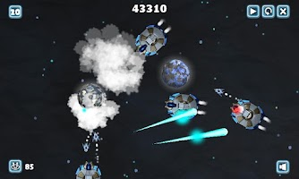 Screenshot of Planet Invasion