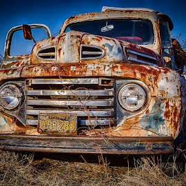 California Ford by Ron Meyers - Transportation Automobiles
