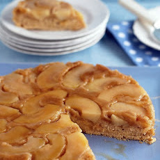 Apple-Cinnamon Upside-Down Cake
