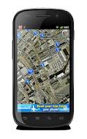 Screenshot of UK Police Crime Database