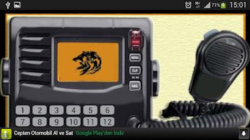 Screenshot of TELSİZ VE SİREN SESLERİ