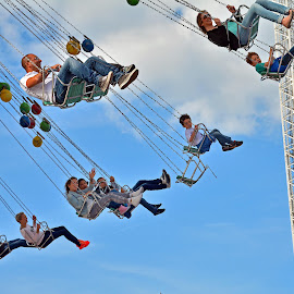 by Dragan Rakocevic - City,  Street & Park  Amusement Parks
