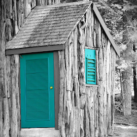 Tahoe water house by Jerrod Edwards - Buildings & Architecture Public & Historical ( #california, #tahoe, #colorsplash,  )