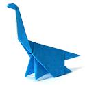 Dinosaur Origami 5