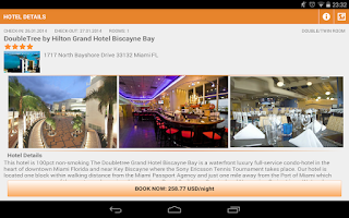 Screenshot of HotelsApp - Search & Booking