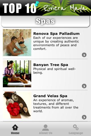 Spas Riviera Maya