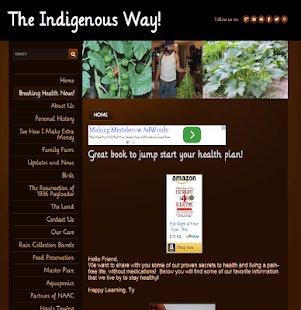 Indigenous of South New Jersey - screenshot