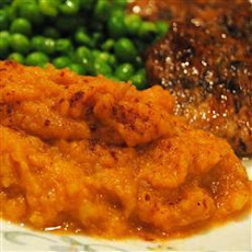Pears and Sweet Potato Mash