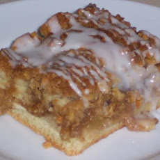 Fruit Filled Coffee Cake