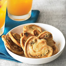 Herb-Cheese Palmiers