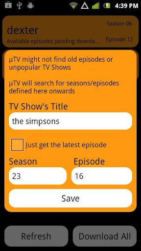 【免費媒體與影片App】µTV-APP點子