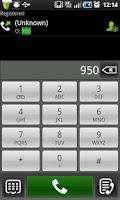 Screenshot of Mobily RoamTalk