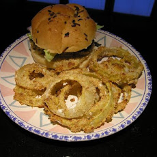 Simply the Best Baked Onion Rings!