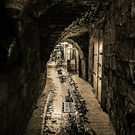 Saida by Murat Besbudak - City,  Street & Park  Historic Districts ( saida, sidon, old market, lebanon )