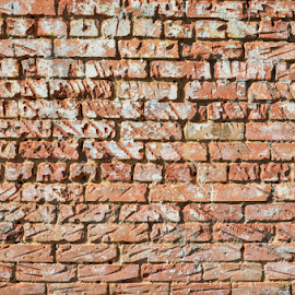 Town Texture by Freddie Meagher - Buildings & Architecture Other Exteriors ( macro, building, bricks, architecture, wall )