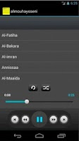Screenshot of Quran - mohammad almouhaysseni