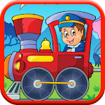 Kids Train Games APK Image