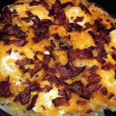 Egg, Bacon and Hash Browns Casserole