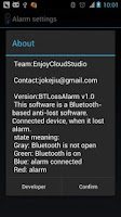 Screenshot of Bluetooth Headset Alarm 蓝牙耳机报警