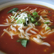 Chicken Taco Soup